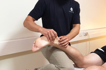 Sorry, no massage!